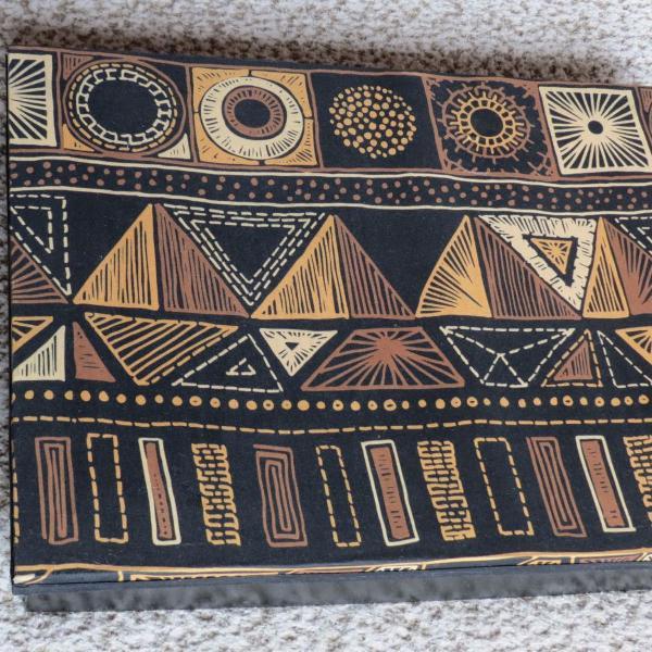 Caixa tecido digital 1325 - etnica