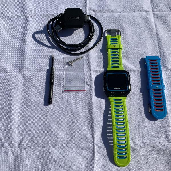 Relógio garmin forerunner 920xt com pulseira extra