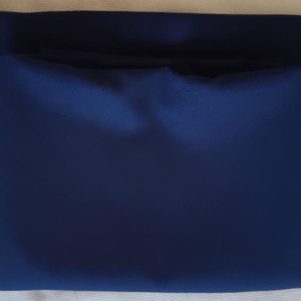 Toalha mesa - azul marinho - oxford - 3,60m x 1,40m