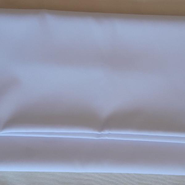 Toalha mesa - branca - oxford - 4m x 1,50m