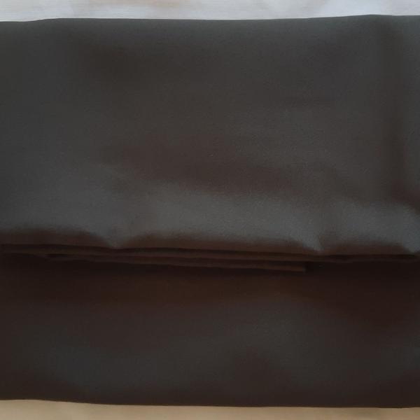 Toalha mesa - verde musgo - oxford - 3,80m x 1,40m