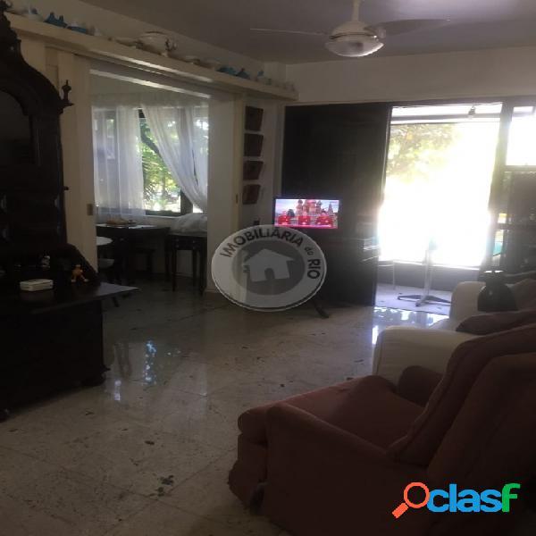 Apartamento 114 m², 3 quartos, vista lagoa, mandala - barra da tijuca