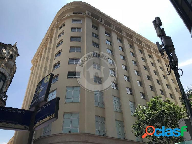 Sala 900m² no condomínio sloper corporate - centro da cidade