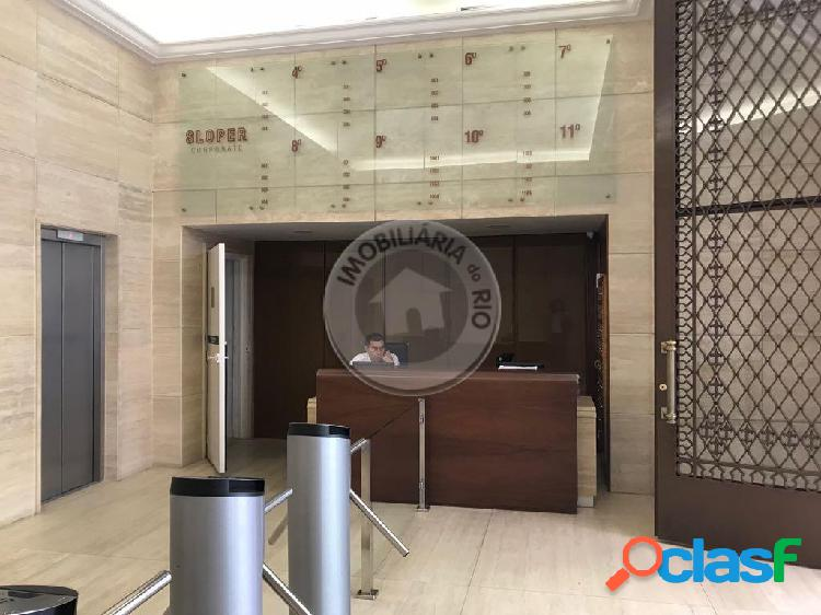 Sala 900m² no Condomínio Sloper Corporate - Centro da Cidade 1