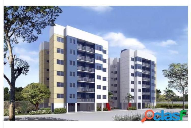 Aluga apartamento no condominio villa das flores andar alto, ideal para militares