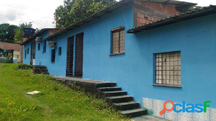 Vendo vila com 6 kitnets alugados+ 4 em construção