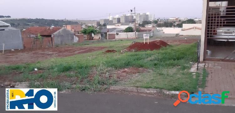 Terreno residencial a venda no jardim moema londrina 11 metros de frente