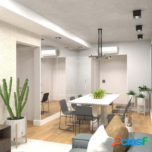 Apartamento à venda com 91m² no itaim bibi