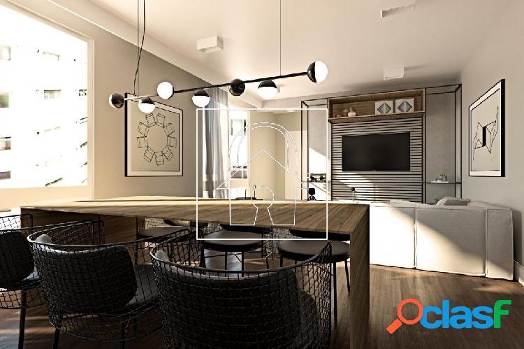 Apartamento à venda com 106m² no itaim bibi