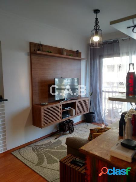 Apartamento para venda centro alphaville ed. parati- 3 quartos