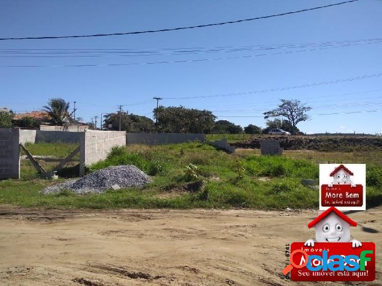 Oportunidade!excelente terreno todo murado em são pedro da aldeia/rj.