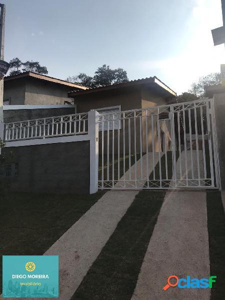 Casa á venda em terra preta - mairiporã com 2 dormitórios!