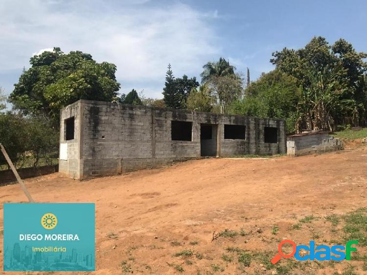 Terreno á venda em atibaia com área total de 1.145 m²