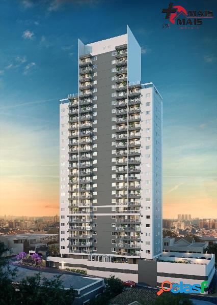 Quirino - 2 e 1 dorm lançamento apartamento no centro