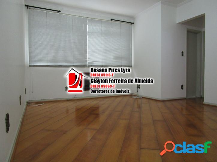 Apartamento 2 dormitórios,dep. completa,1 vaga,gonzaga,santo