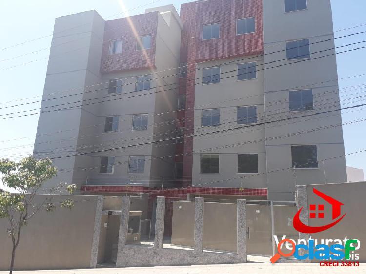 Área privativa 2 quartos com alto padrão bairro santa branca.