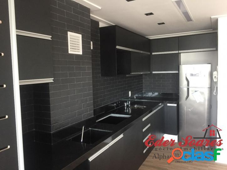 Confira: apartamento com 68m² á venda em alphaville