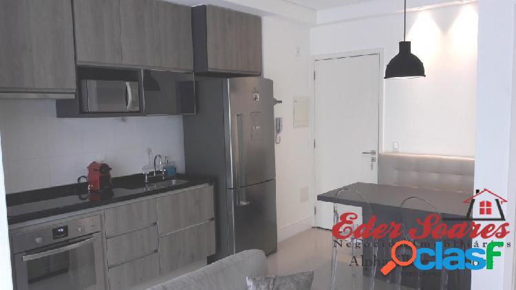 Oportunidade de locação: apartamento mobiliado com vista para mata