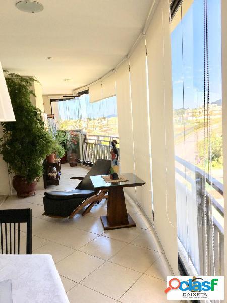 Apartamento no condomínio terraços tamboré alphaville