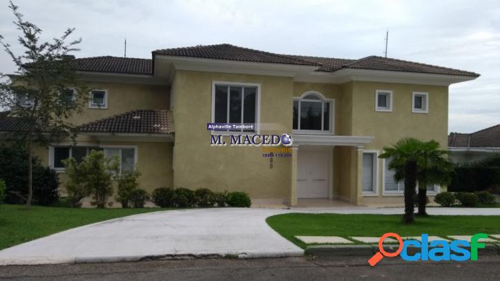 Tamboré 1 ! linda casa em condominio top !