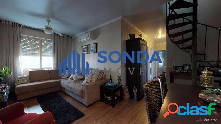 Apartamento 3 dormitórios, suite, vaga. passo d areia
