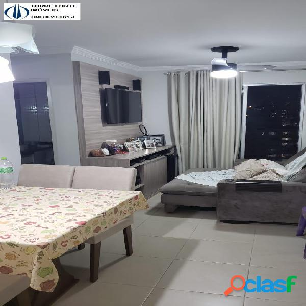 Lindo apartamento com 2 dormitórios na Vila Carrão. 1 vaga! 1