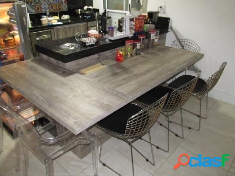 Permuta/venda- apartamento 75 m²/3 dorms/2 vagas à venda no pq são lucas!!