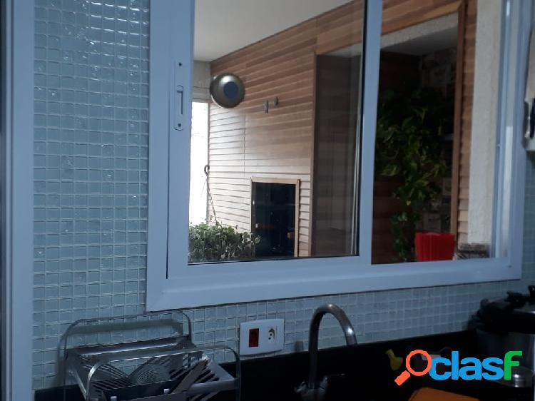 VENDA/PERMUTA- Apartamento 107 m²/3 Dorm/2 Vagas/Varanda Gourmet no Tatuapé 2