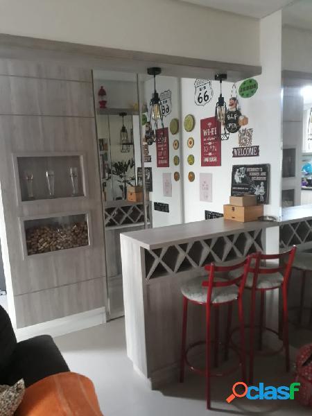 VENDA/PERMUTA- Apartamento 107 m²/3 Dorm/2 Vagas/Varanda Gourmet no Tatuapé 3