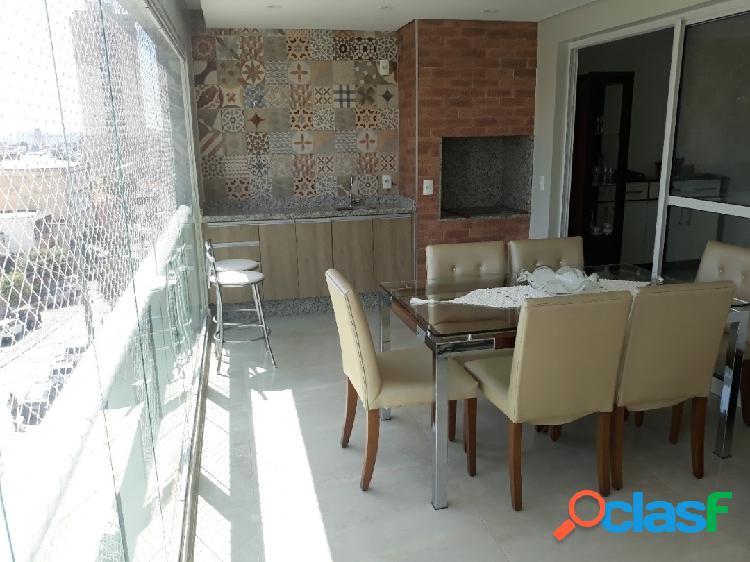 Venda/permuta- apartamento de 3 suítes/2 vagas/varanda gourmet na moóca!!