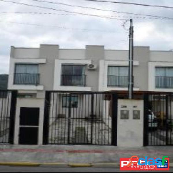 Casa 02 dormitórios, venda direta caixa, bairro rio pequeno, camboriú, sc, assessoria gratuita na pinho