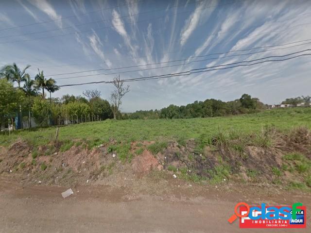 Terreno com área de 10.161,45m², venda direta caixa, bairro são defende, criciúma, sc, assessoria gratuita na pinho