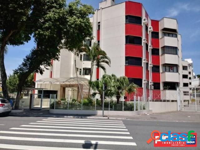 Apartamento de 03 dormitórios (suíte), locação, bairro coqueiros, florianópolis, sc