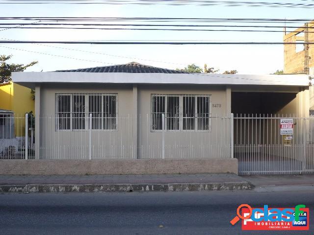 Casa 02 dormitórios, locação, bairro centro histórico, são josé, sc