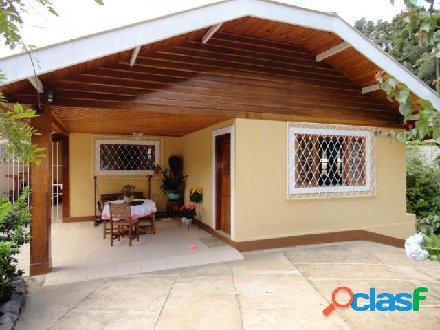 Vila nova suíça - casa alvenaria c/ 05 dormitórios (sendo 01 suíte)