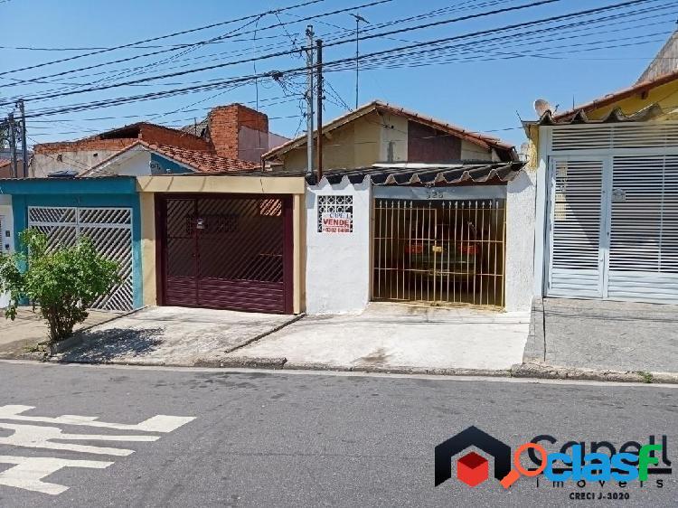 Casa térrea 2 drs no jd.gagliardi- sbc -sp