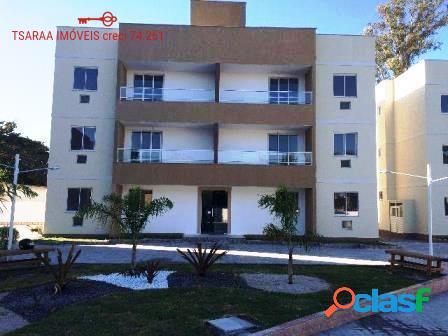 Apartamento com 2 dorm. (1 suíte), Pontinha, Araruama. 2