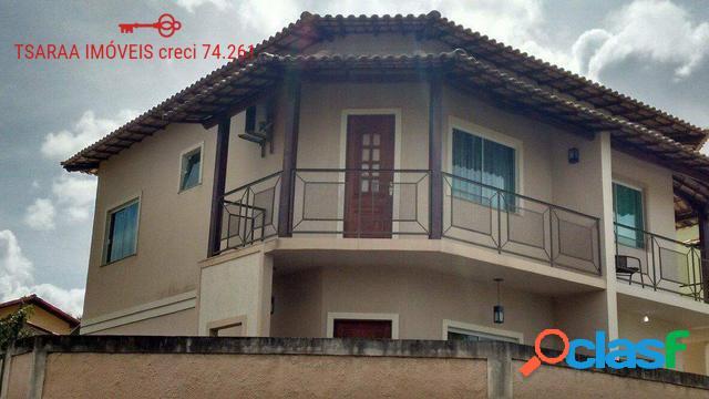 Casa duplex com 2 dormitórios, rio do limão, araruama.