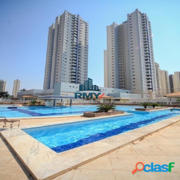 Condomínio residencial parque pantanal 3 - 101m² 3 quartos
