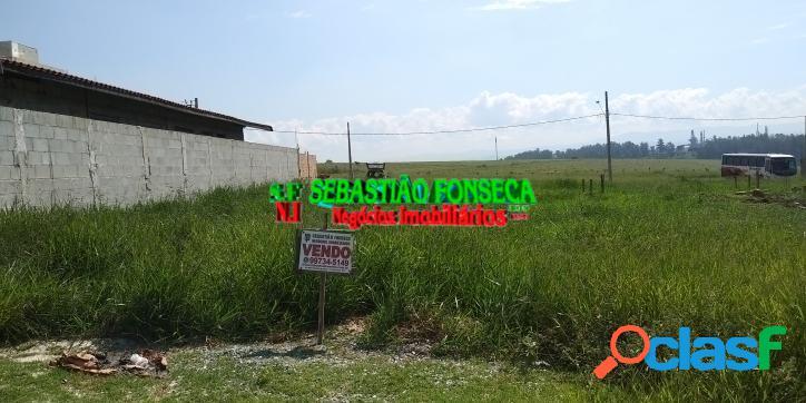 Terreno de 175 m² no Setville São José dos campos