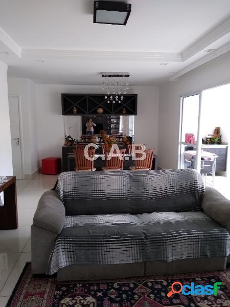 Apartamento para venda ghaia alphaville- 3 dormitorios