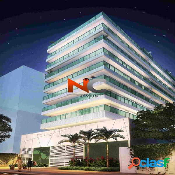 B. side - apartamento com 4 dorms, botafogo - r$ 1.429.428,00, 158m².