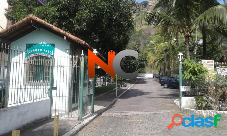 Casa de condomínio com 2 dorms, vila kosmos, rio de janeiro - r$ 219.000,00, 75m² - codigo: 261