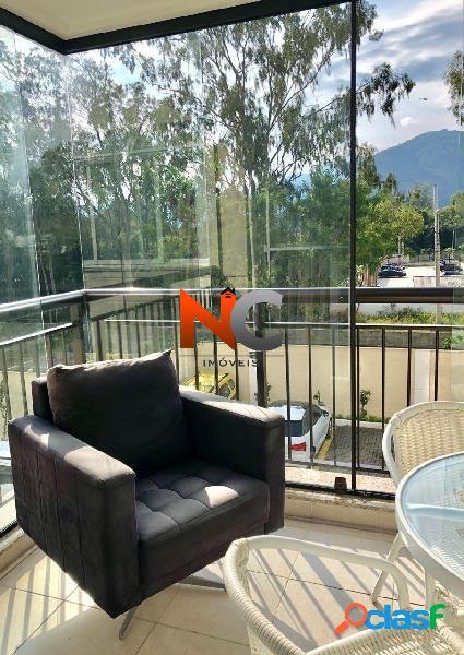 Barra family resort - apartamento com 2 dorms - 70m²