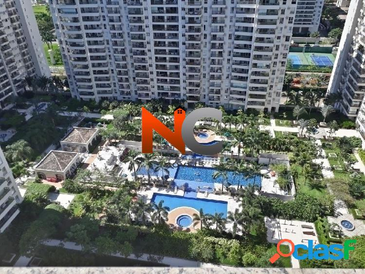 Cidade jardim - reserva do parque - azaleias - cobertura com 3 quartos.