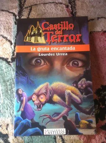4 livros espanhol castillo del terror infanto juvenis