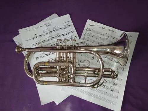 Aulas de trompete e teoria musical
