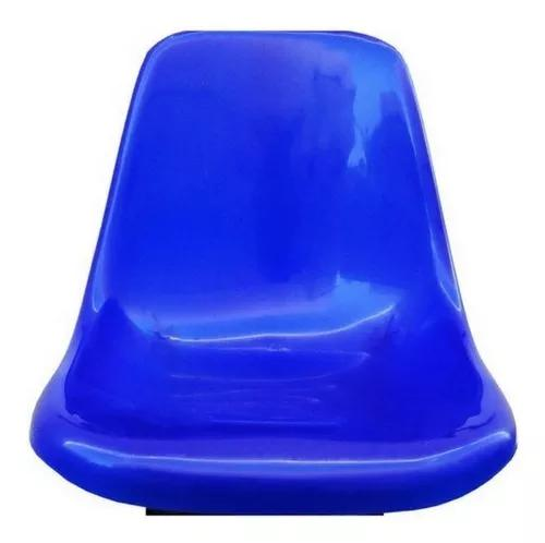 Cadeira concha para barco (só assento plastico s/ suporte)