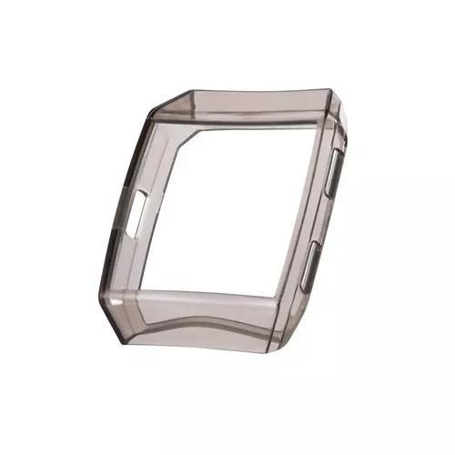 Capa case silicone protetora relógio fitbit ionic +
