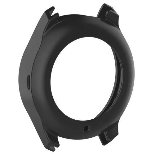 Capa protetora silicone samsung gear s3 frontier + película